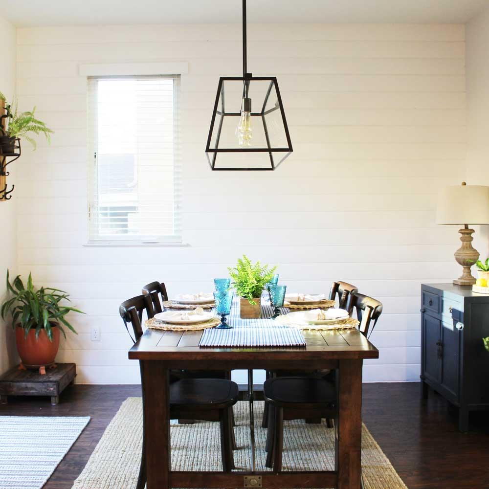 Interior Design - Dinning Room
