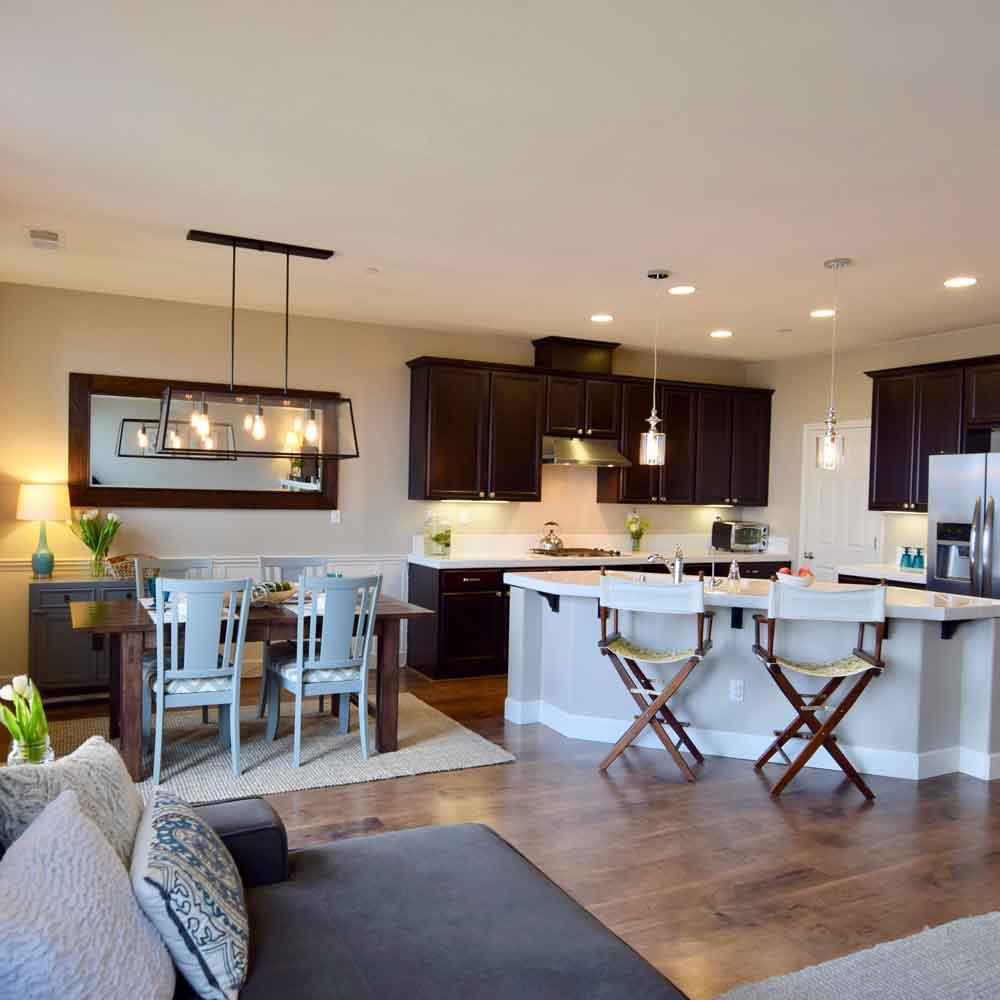 Interior Design - Kitchen (Old House)