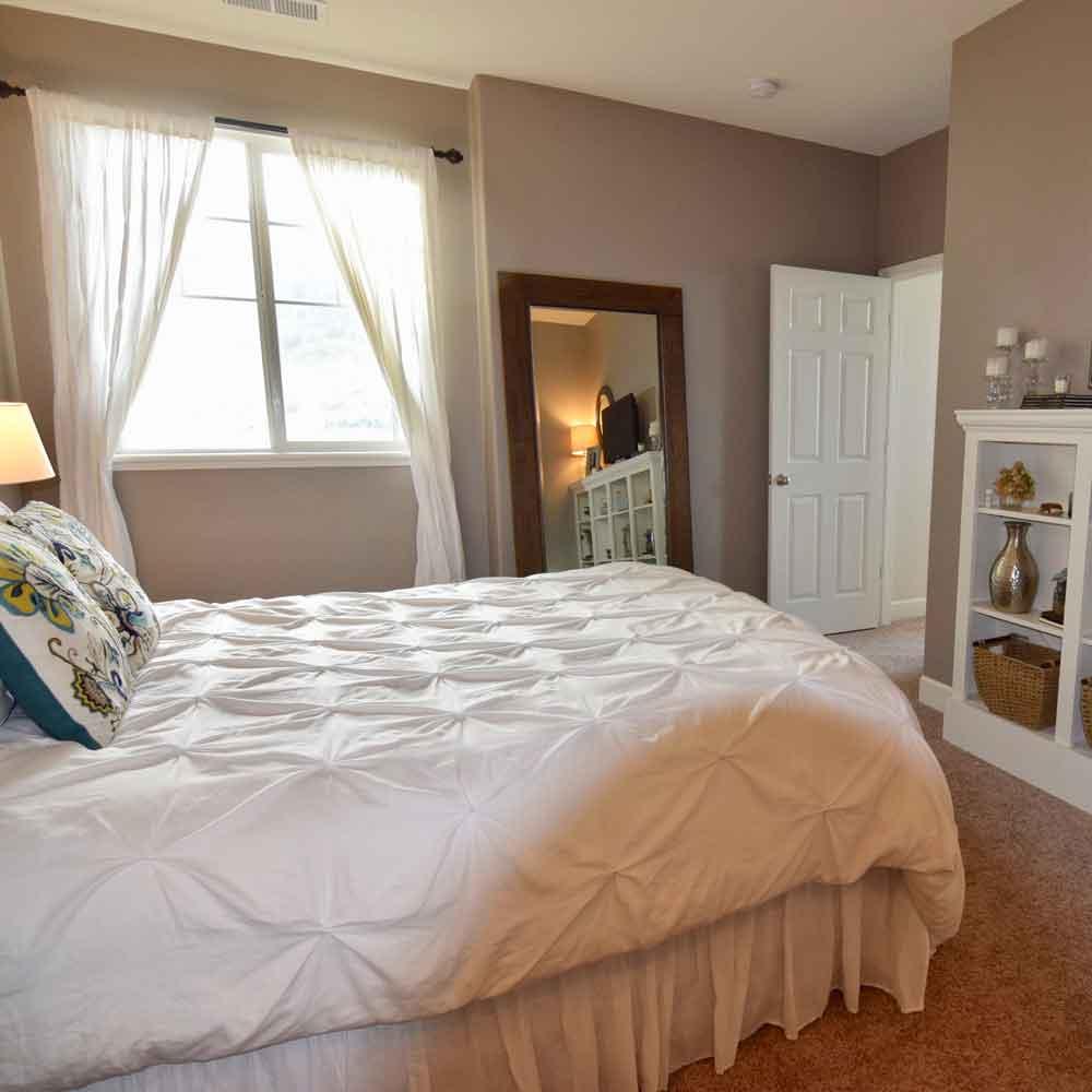 Interior Design - Bedroom (Old House)